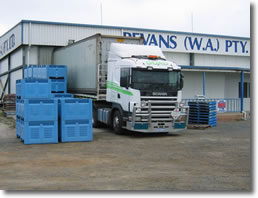 Processing and packaging facilities in Albany, Western Australia